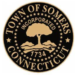 Official seal of Somers, Connecticut