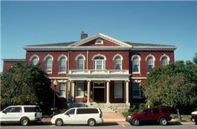 Princess Anne Historic District