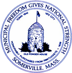 Official seal of Somerville, Massachusetts