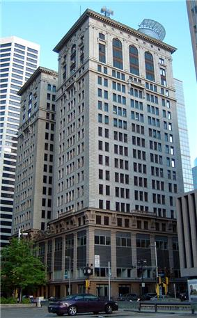 First National Bank–Soo Line Building