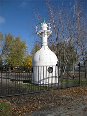 South Buffalo North Side Light