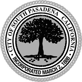 Official seal of South Pasadena, California