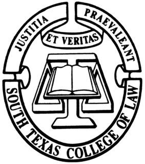 South Texas College of Law academic seal