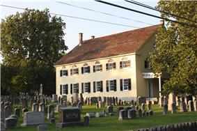 Southampton Baptist Church and Cemetery