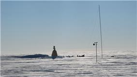 Pole of inaccessibility Antarctic station