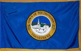 Flag of Southington, Connecticut
