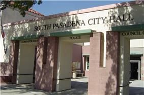 South Pasadena City Hall