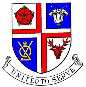 The Arms of The Metropolitan Borough of Southwark