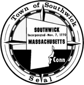 Official seal of Southwick, Massachusetts
