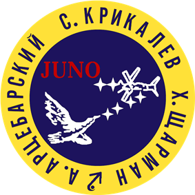 Mission patch for Project Juno.