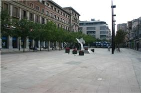 L'Hospitalet de Llobregat city centre