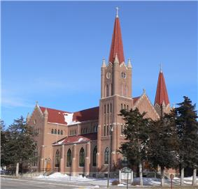 St. Michael's Catholic Church Complex