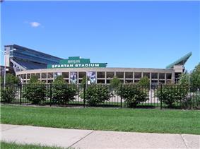 Picture of Spartan Stadium