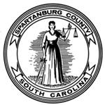 Seal of Spartanburg County, South Carolina
