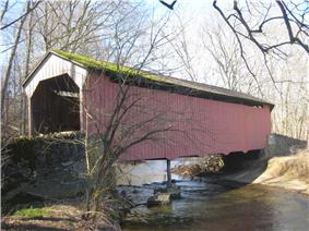Speakman No. 2, Mary Ann Pyle Bridge