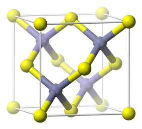 Structure of CuBr