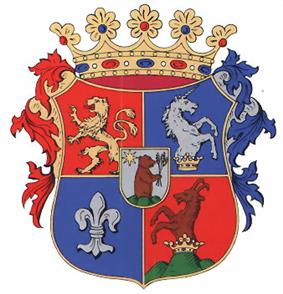 Coat of arms of Szepes