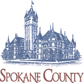 Seal of Spokane County, Washington