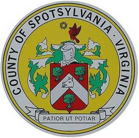 Seal of Spotsylvania County, Virginia