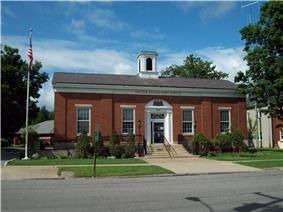 US Post Office-Springville