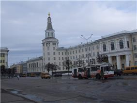 Square of Republic, Cheboksary, Russia.jpg
