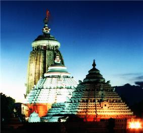 Sri Jagannath Temple Puri, Orissa