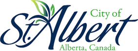 Official logo of St. Albert