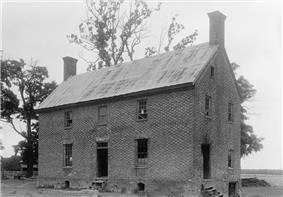Glebe House of St. Anne's Parish