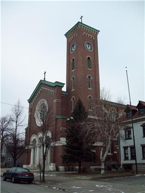 St. Francis Xavier Roman Catholic Parish Complex