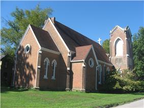 St. James Episcopal Church