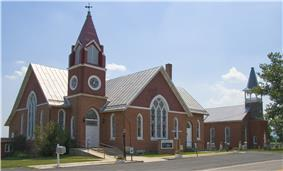 St. John's Church at Creagerstown Historic District