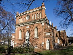 St. Mary's Seminary Chapel