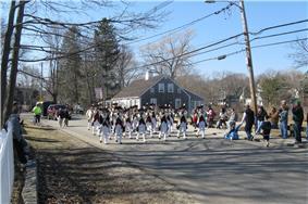 St. Patrick Day's Parade