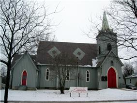 St. Peter's Episcopal Church (Bloomfield, New York)