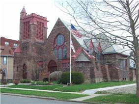 St. Stephen's Episcopal Church Complex