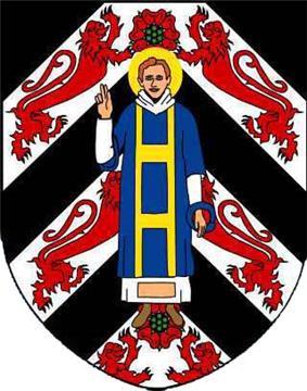 St Leonard's College heraldic shield