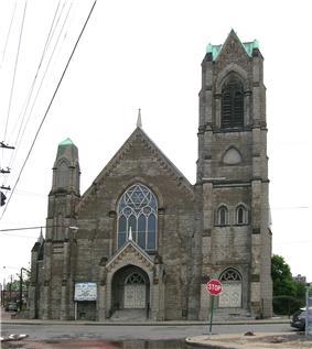 St. John's-St. Luke's Evangelical Church