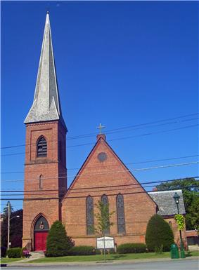 St. Andrew's Episcopal Church & Rectory
