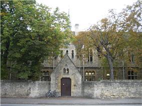 St Antony's College, Oxford