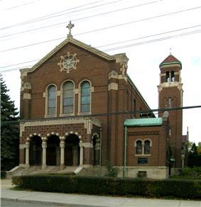St. Catherine of Siena Roman Catholic Church