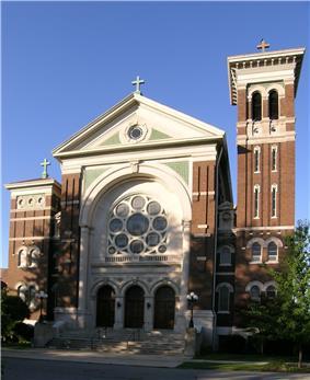 St. Charles Borromeo Roman Catholic Parish Complex