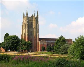 St Edith's Church, Monks Kirby