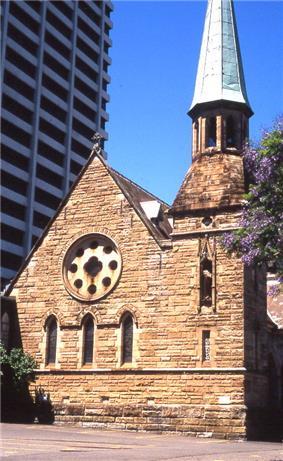 St Francis Xavier Church, Mackenzie Street, North Sydney, New South Wales, Sydney - Wiki0156.jpg