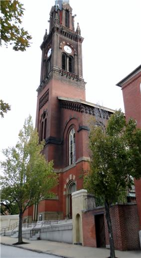 St. James the Less Roman Catholic Church