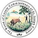 Seal of Saint Joseph County, Indiana