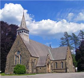 St. Luke's Episcopal Church Complex