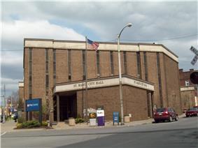 Saint Marys City Hall