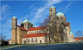 Michaeliskirche: View from southeast.