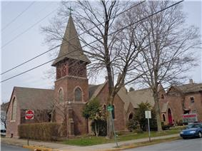 St. Michael's Protestant Episcopal Church, Parish House and Rectory