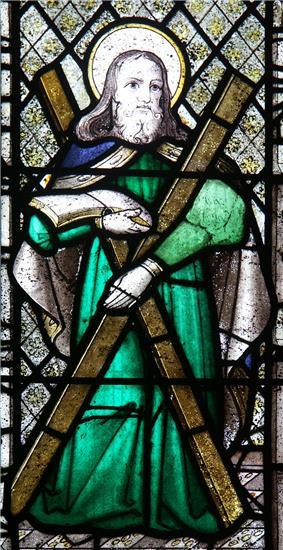 Patron Saint: St. Andrew